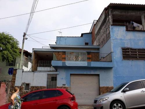 Casa Residencial À Venda, Jardim Cidade Pirituba, São Paulo - Ca0156. - Ca0156