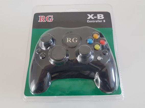 Controle Para Xbox Classic Novo E Lacrado!!!