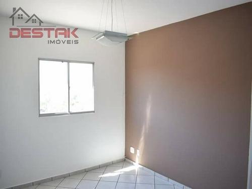 Ref.: 3523 - Apartamento Em Campo Limpo Para Venda - V3523