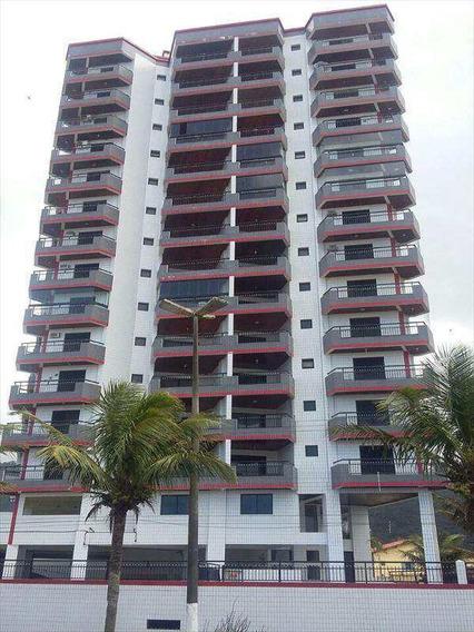 Apartamento Com 3 Dorms, Solemar, Praia Grande - R$ 420 Mil, Cod: 82501 - V82501