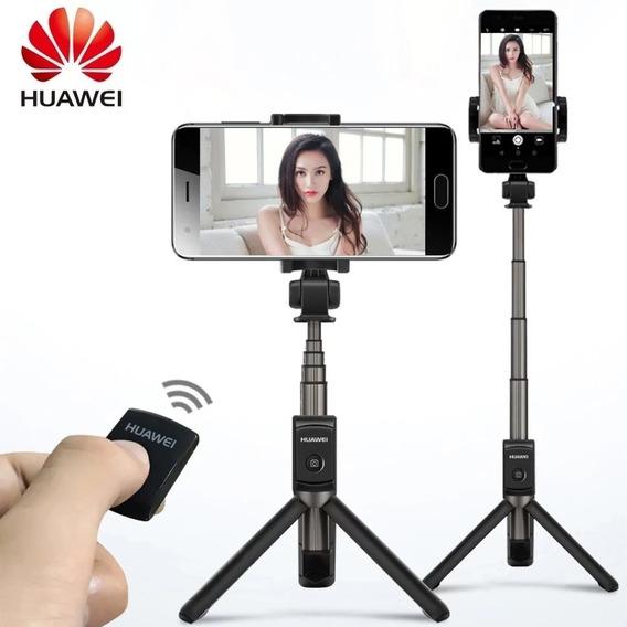 Pau De Selfie Tripé Huawei Honror Bluetooth iPhone E Android
