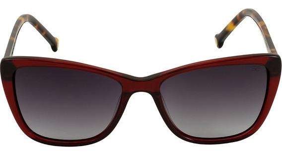 Óculos De Sol Feminino Sabrina Sato Retrô Chique- Polarizada
