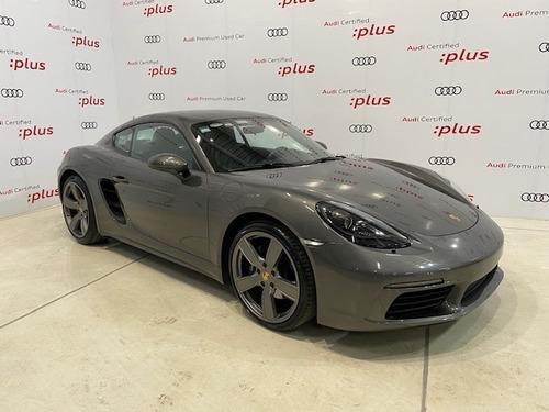Porsche Cayman 2.0l 300 Hp Pdk 2018