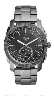 Fossil Smartwatch Híbrido Correa En Acero Inoxidable Ftw1166
