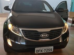 Kia Motors Sportage Ex2 - A Mais Completa - Baixo Km - 2013