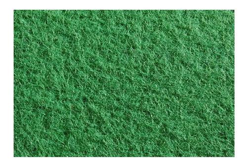 Imagem 1 de 1 de Carpete Feltro Pra Garimpo Ouro Fino  Verde 30cm X 70cm