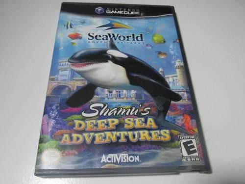 Shamu´s Deep Sea Adventures Original P/ Game Cube / Wii
