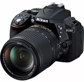 Nikon D5300 Apenas 1452 Clicks + 18-55mm + Brinde