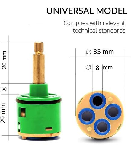 Imagen 1 de 6 de Repuesto Unidad Monocontrol Torre Ducha