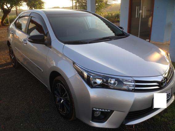 Toyota Corolla 2.0 Automático Flex Dinamic 17