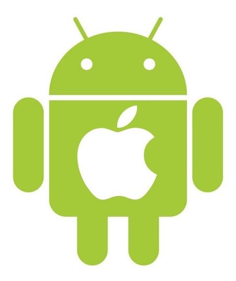 App Android + Ios Com Seu Site Responsivo + Push Oferta