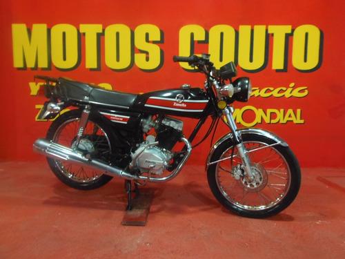 Zanella Sapucai 200 Impecable === Motos Couto ===