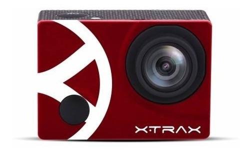 Câmera De Aventura Xtrax 4k C/ Controle Remoto - Smart 2