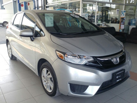 Honda Fit Fun Mt Con Financiamiento Y Garantia