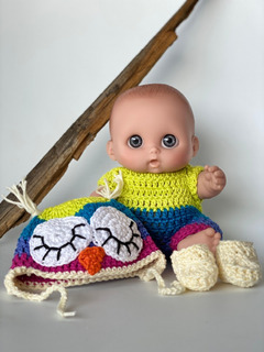 Buho Disfraz Bebé Mini The Funursery / Fruit Baby