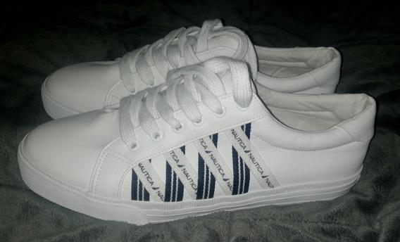 Tenis Blancos Náutica