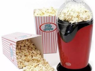 Maquina Cabritas Popcorn Mantequilla Aceita Dulce Saladas