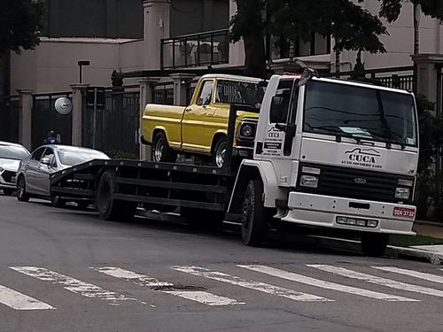 Guincho Plataforma Ford Cargo 1215