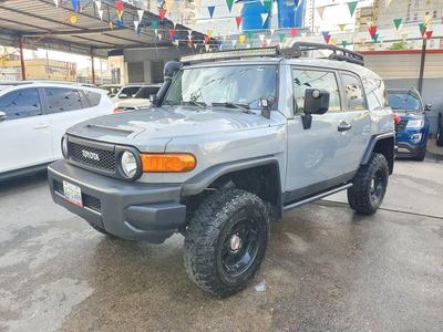Toyota Fj Cruiser Trd Trail 4x4