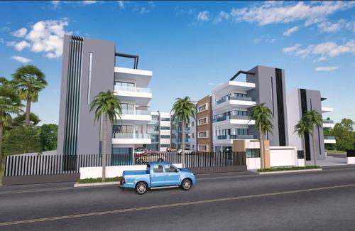 Apartamento En Venta En El Sector Alma Rosa I