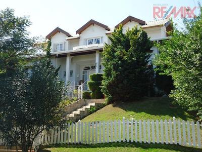 Casa Residencial À Venda, 5 Dormitórios, Condomínio Jardim Primavera, Louveira - Ca0488. - Ca0488