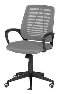 Web Cadeira Executiva Cinza