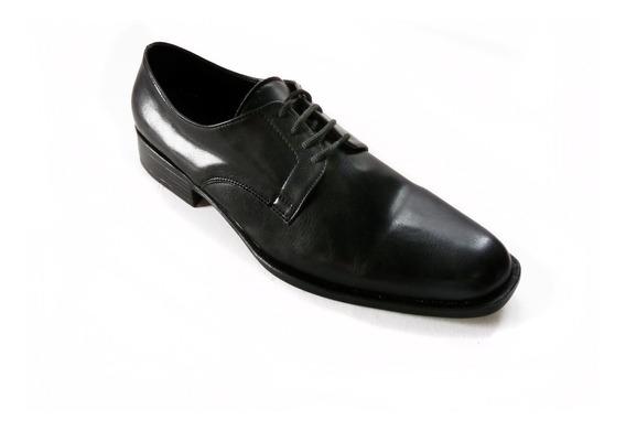 Zapatos Hombre De Vestir Eco Cuero Punta Fina. Fabrica