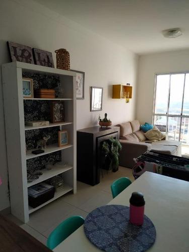 Apartamento À Venda Com 47,50 M² No Jd. Alto Da Boa Vista - Valinhos/sp - Ap0006
