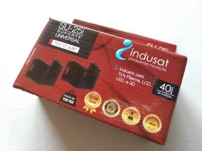 3 Suporte Universal Metal Smart Tv 10 A 85 Pol Kit Completo