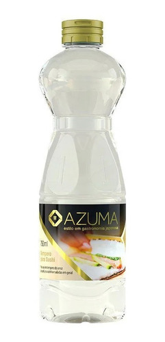 Tempero Para Sushi Azuma Vinagre De Arroz 750ml