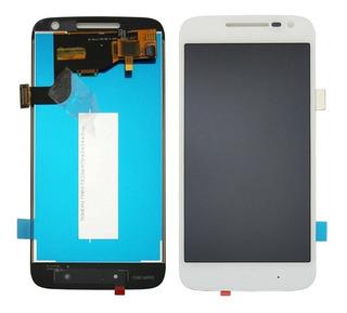 Módulo Motorola Moto G4 Play Calidad Original, Blanco