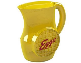Kelloggs Eggo Syrup Dispenser Microwavesafe Para Su Jarabe D