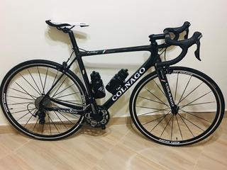 Bicicleta Colnago Taiwan - Full Carbon - Talla M 52 A 53 Cms