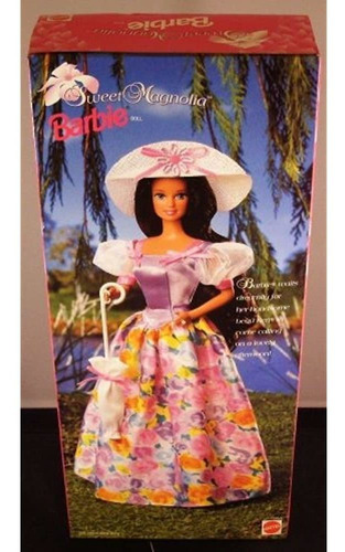 Barbie 1996 Dulce Magnolia Morena