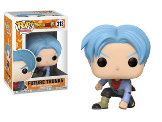 Funko Pop #313 Future Trunks - Dragon Ball Super - Original