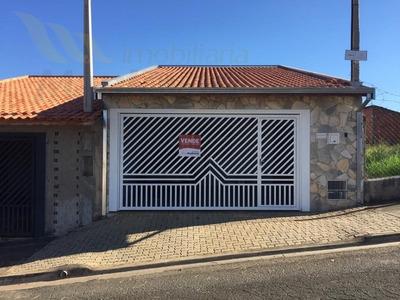 Casa Para Venda, 3 Dormitórios, Parque Residencial Guedes - Tatuí - 98602