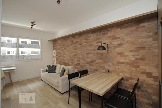 Apartamento Para Aluguel - Nossa Sra Das Graças, 1 Quarto, 38 - 893038468