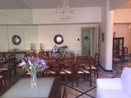 Imagem 1 de 23 de Apartamento À Venda, 3 Quartos, 1 Suíte, Copacabana - Rio De Janeiro/rj - 18075