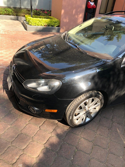 Volkswagen Sportwagen 2011 2.5l Qc Negro Piel