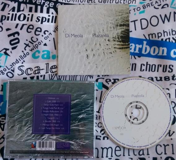 Di Meola : Plays Piazzolla - Original