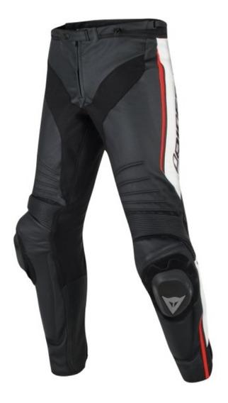 Pantalon De Cuero Dainise Modelo Misano Original