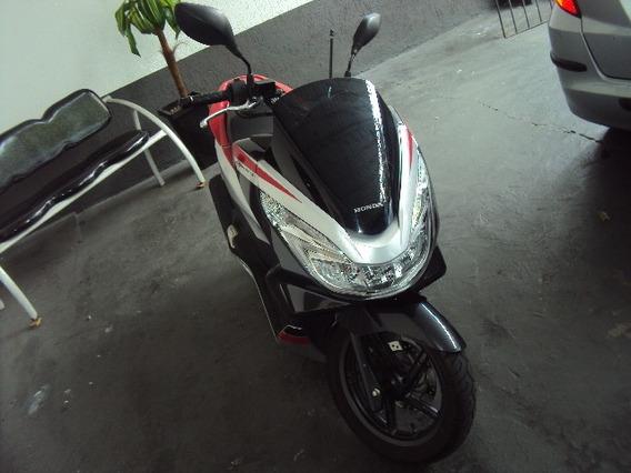 Honda Pcx 150 Sport - 2018/2018 - Muito Nova