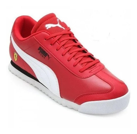 Tenis Puma M Sf Roma 306083 12 Vml Bco Pto
