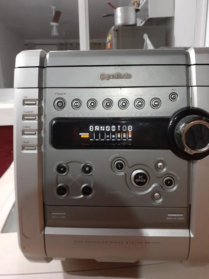 Rádio Gradiente Para Concerto Ou Retirada De Peças (as-400)