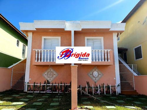 Oportunidades, Casas De 02 Dorms, Sendo 01 Uma Suite , Caucaia I, Cotia - Ca122
