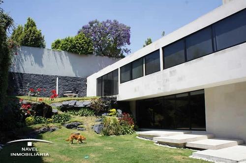Imagen 1 de 11 de Excelente Casa En Calle Cerrada Con Vigilancia, Cav-4168
