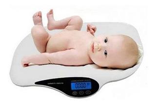 Balança Digital Pediatrica Para Pesar Bebê 20kg Musical
