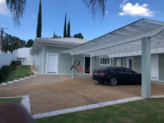 Casa Térrea A Venda, Hípica, Gramado, Campinas. R2 Imóveis - Ca0431