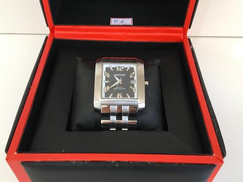 Relógio Original Magnum Ma21884 / Aço Inox Analógico - 1