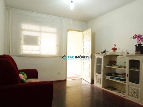 Imagem 1 de 16 de Casa Com 2 Dormitórios À Venda, 70 M² Por R$ 320.000,00 - Vila Maria Eugênia - Campinas/sp - Ca1134